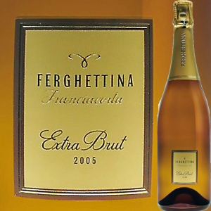 フェルゲッティーナ・フランチャコルタ・エクストラ・ブリュット 2006
