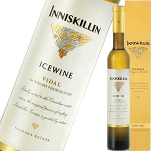 イニスキリン・アイス・ワイン・ヴィダル・ゴールド 2012