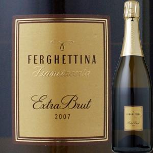 フェルゲッティーナ・フランチャコルタ・エクストラ・ブリュット 2007
