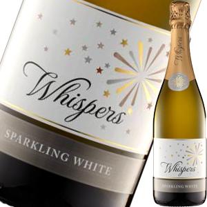 ウィスパーズ・スパークリング・ホワイト NV