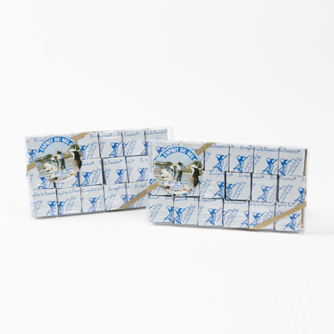 フランス Re島の塩キャラメル ピノー風味 18粒×2セット