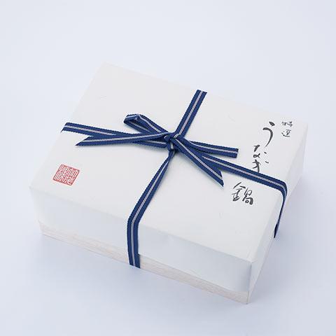 京懐石 美濃吉本店竹茂楼 特撰うなぎ鍋 3~4人前