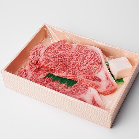 旭屋 最高級A-5ランク神戸牛サーロインステーキ
