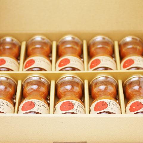 North Farm Stock ミニトマトジュースセット 80ml×10本