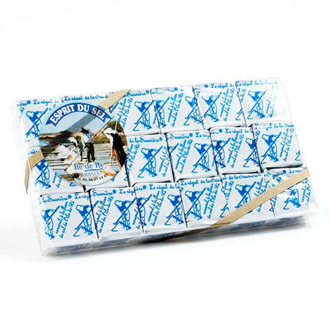 フランス Re島の塩キャラメル ピノー風味 18個×1セット