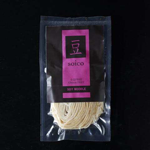 soico SOY PASTA 大豆生麺 2種のパスタセット