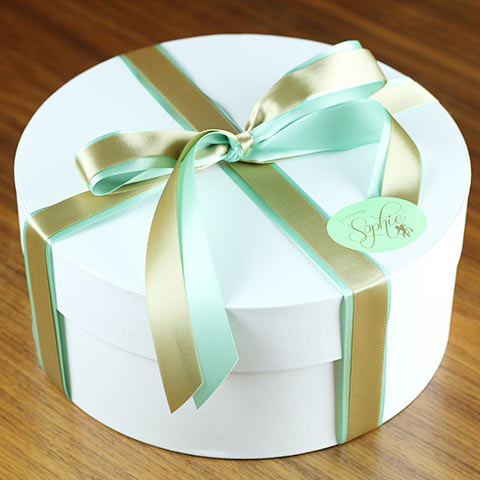 ソフィエのオリジナル 授乳ケープ (収納用ポーチ付き) カーキ×グリーン