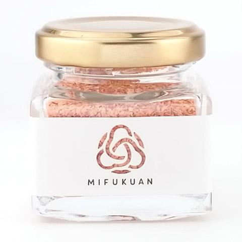 『MIFUKUAN』こな柚子こしょう 彩り3本セット