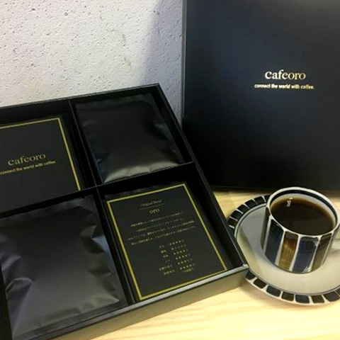 Drip Bag Coffee -Original Blend oro- ギフト BOX 入り 20 袋セット