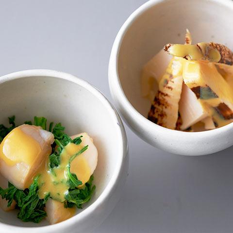 京懐石 美濃吉本店竹茂楼 料亭のかくし味 3種セット