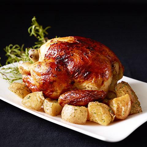 Rotisserie-inn 国産ブランド鶏の ロティサリーチキン