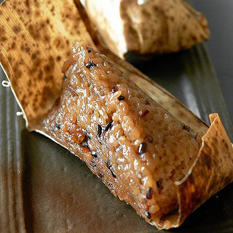 吉田風中国家庭料理ジーテン 黒米入りちまき 6個入り
