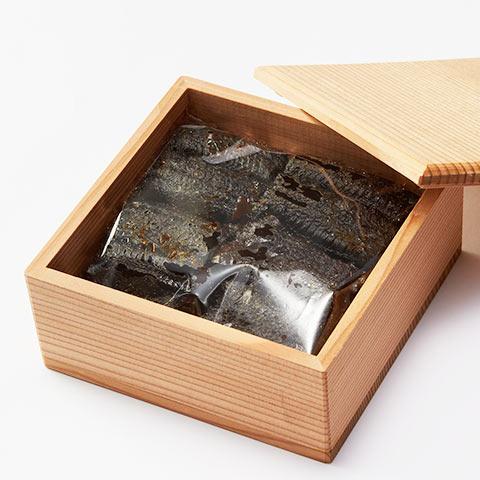 京都「美山荘」 鰻山椒煮