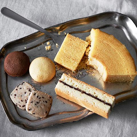 レ・ザンジュ 湘南鎌倉バームクーヘンとソフトクッキー鎌倉の小石