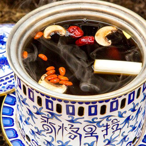 『シャングリラズ シークレット』ブラックスープセット(5食)
