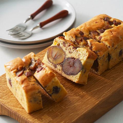 『エニスモアガーデン』和栗のパウンドケーキ(桐箱入り)